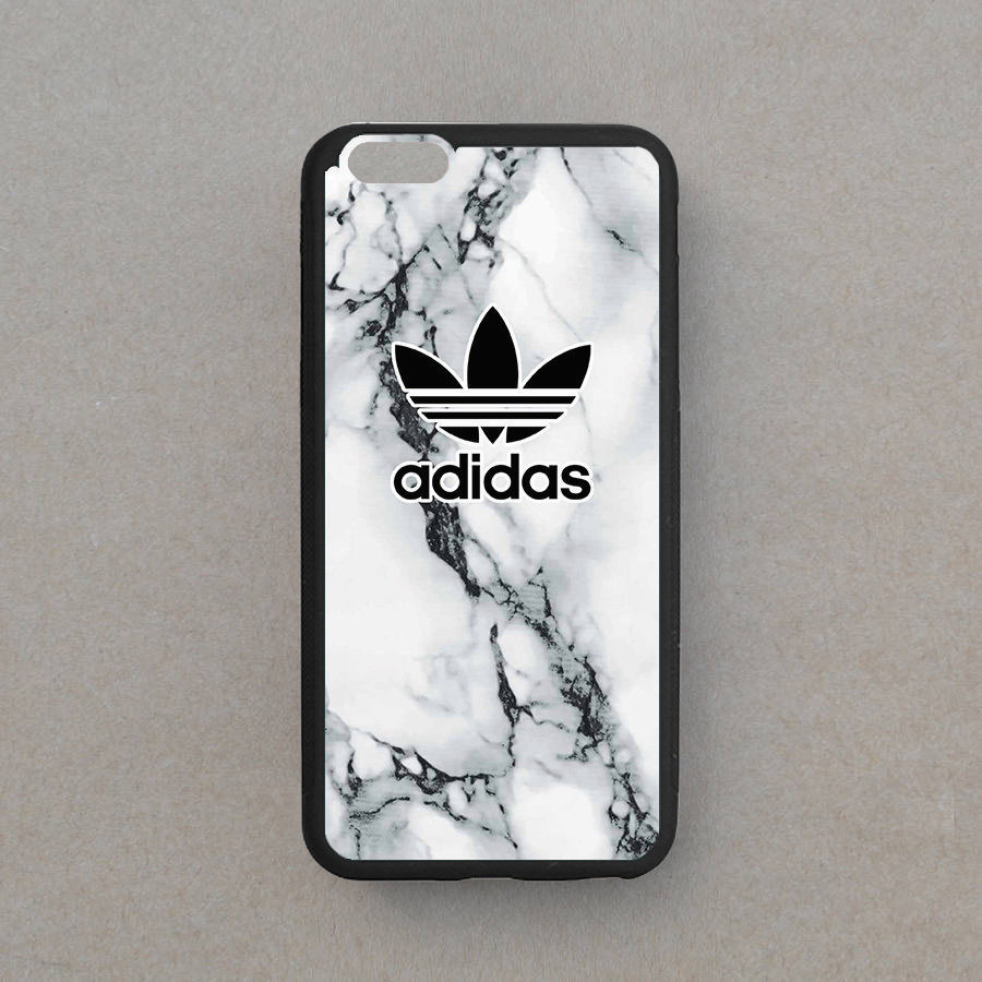 Hot Adidas White Marble Custom For Iphone 6 6s 6s Plus Print On