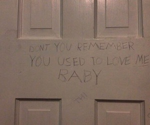 love, baby, and quotes image