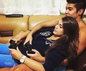 my gamer lover