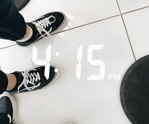 shoes and time image