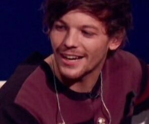 louis tomlinson and love image