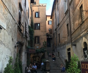 architecture, traveling, and italian image