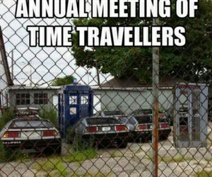 funny and Back to the Future image