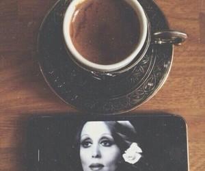 coffee and فيروز image