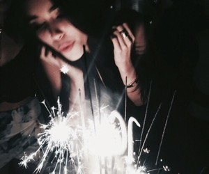 birthday, madison beer, and black image