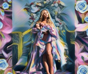 Rumi, twins, and queen bey image