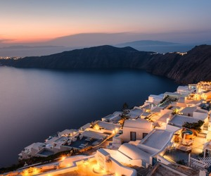 Greece, travel, and luxury image