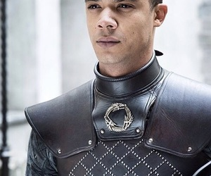 got, game of thrones, and grey worm image