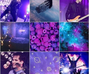 aesthetic, bands, and brendon urie image