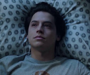 blue, riverdale, and jughead image