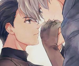 anime, manga, and yoi image