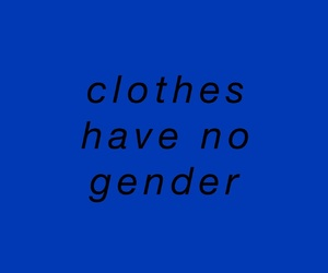 clothes, feminism, and gender image