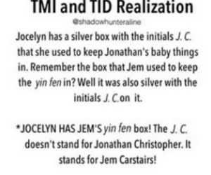 the mortal instruments, jem carstairs, and the infernal devices image