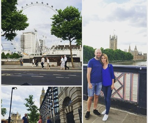 london, travel, and havefun image