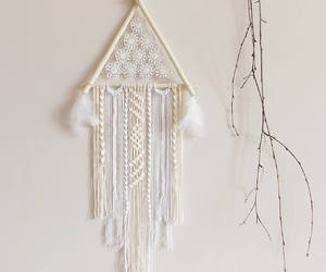 bohemian, dream catcher, and large image