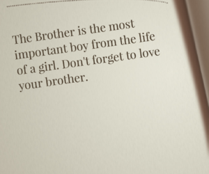 brothers and love image
