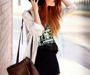 fashion and ombre hair image