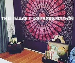 indian tapestry, mandala tapestry, and cheap tapestry image