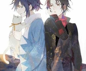 touken ranbu, anime boys, and kashuu kiyomitsu image