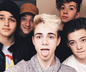 why don't we, band, and jonah marais image