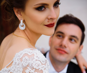 couple, husband, and dress image