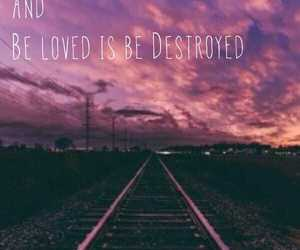 heart broken, shadowhunters, and frases image