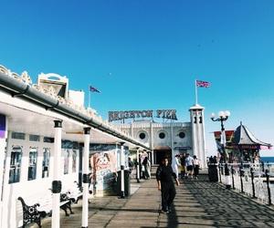 brighton, pier, and brightonpier image