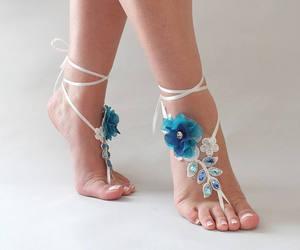 etsy, barefoot sandals, and wedding barefoot image