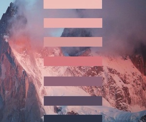 aesthetic, avalanche, and beautiful image