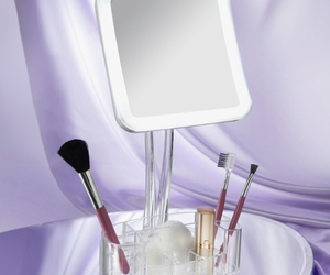 magnifying, mirrors, and makeup storage image
