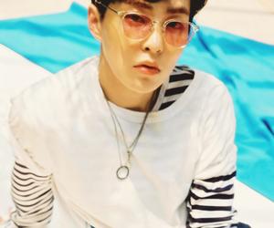 xiumin, exo, and minseok image