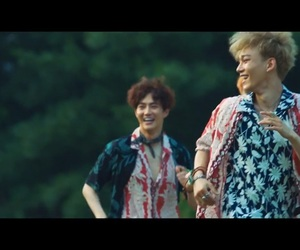 Chen, junmyeon, and suho image