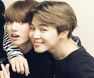 jikook, bts, and kpop image