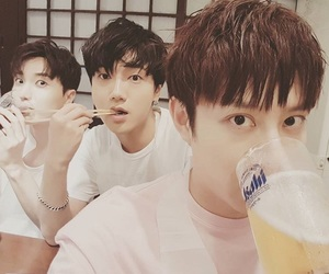 Leeteuk, super junior, and yesung image