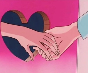 heart, pink, and aesthetic image
