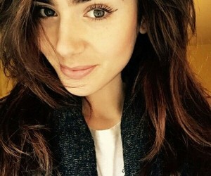 pretty, lily collins, and to the bone image