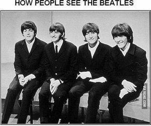 beatles, howard, and the beatles image