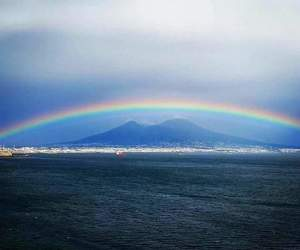 beautiful, colors, and Naples image
