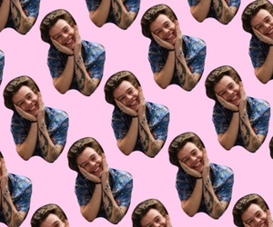 wallpaper and Harry Styles image