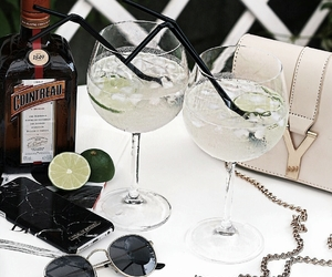 accessories, cocktail, and drink image