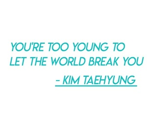 kpop, quote, and bts image