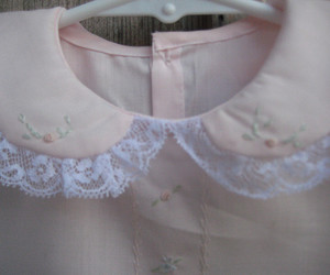 collar, embroidery, and japanese image