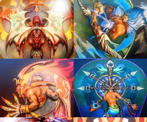final fantasy and final fantasy x image
