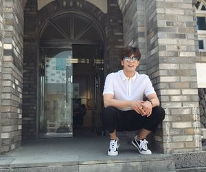 actor, korean, and my secret romance image