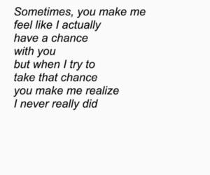 chance, feel, and heartbreak image