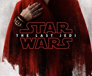 star wars, the last jedi, and carrie fisher image