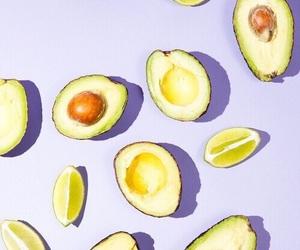 avocado and pastel image