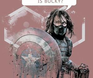 Marvel, sebastian stan, and wallpaper image