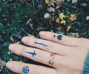 tarot tattoo image