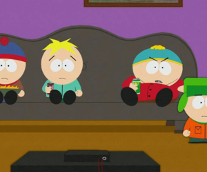 butters, eric cartman, and South park image